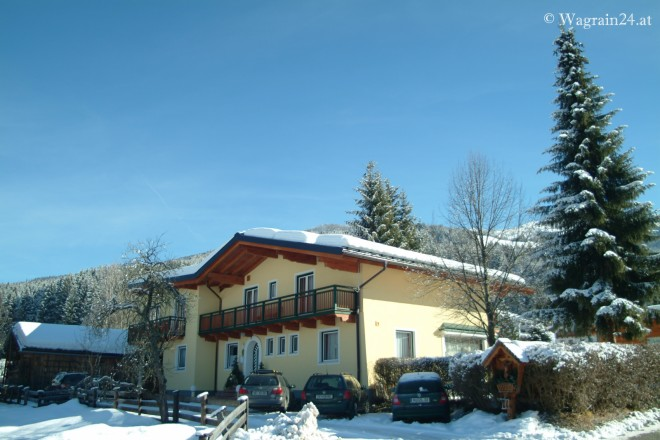 Foto - Haus Emberger im Winter